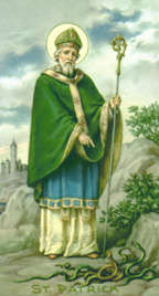 St. Patrick Day Mass