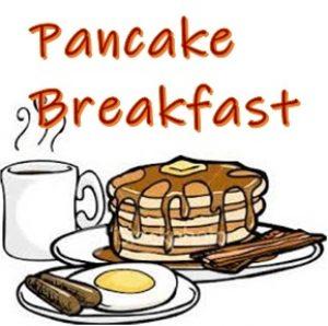 Pancake Day at St. Patrick