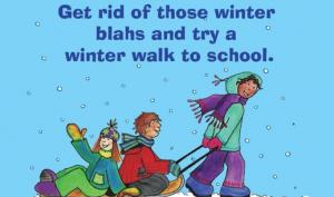 Winter Walk Month